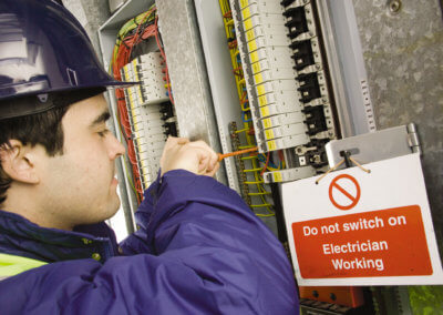 school-electrical-installation