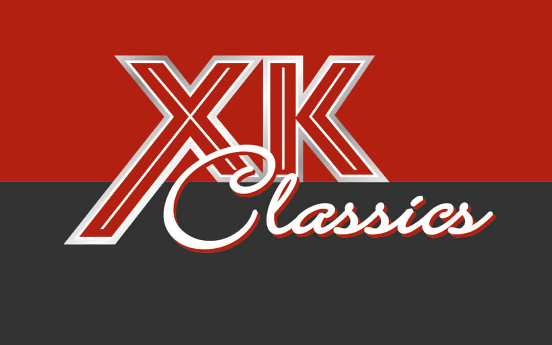 XK Classics logo, website, branding and photography